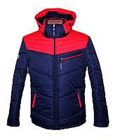 Зимняя куртка мужская короткая El&KEN 225 размер 46-52 Турция