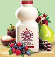 Натуральный органический сок мангустана, граната, груши и лесных ягод, Форевер Поместин Пауэр, США, 473 мл