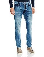 Мужские джинсы светлые стрейч Joy stretch от !Solid (Дания) в размере W38/L32