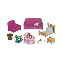 """Игровой набор """"Гостиная и детская комната"""" 6123M ТМ: Li'l Woodzeez"""