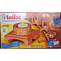 Строительный набор с LED светильником, Teifoc