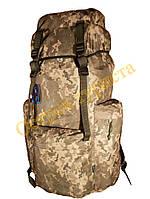 Рюкзак туристический Breeze71162 пиксель 65литров