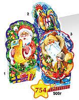 """Новогодняя упаковка 754 """"Дед Мороз"""""""