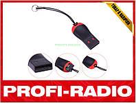 USB кардридер micro SD адаптер cardreader картридер карт-ридер ридер