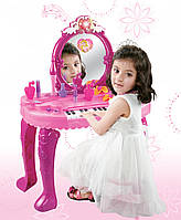 Трюмо 669-014 со стульчиком и пианино