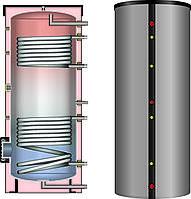 Бивалентные водонагреватели из нержавеющей стали HSS от 200 до 1000 л - 14088