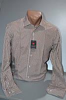 Турецкая приталенная рубашка (размеры S, M)