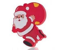 Дед мороз - флешка. Подарок к Новому Году! Объём 8Гб.