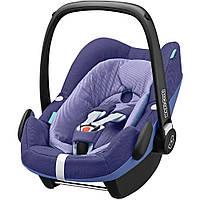 "Автомобильное кресло «Maxi Cosi» (79878970) ""Pebble Plus"", цвет ""River Blue"" (синее)"