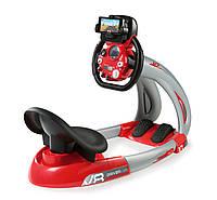Детская игрушка симулятор-тренажер V8 Driver c подставкой для смартфона Smoby 370206