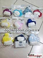 Шапка зимняя Ушанка XS для собаки (19-22 см, 1-2 кг)
