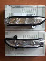 Mercedes CL CL-Class W216 CL500 CL550 CL600 CL63 повторитель поворота в левое зеркало новый оригинальный