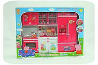 Кухня детская для кукол «Свинка Пеппа»
