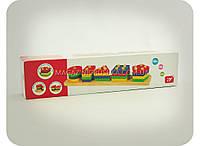 Деревянная игрушка для детей «Геометрические фигуры» 0368