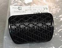 Накладка на педаль тормоза автомат Mercedes C E S CLK CLS GL ML GLK GLA GLE GLS CLA GLC SL CL SLK A B R Class