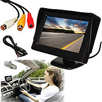Автомобильный монитор LCD 4. 3 для камеры заднего вида