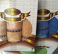 Набор махровых качественных полотенец