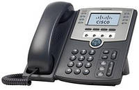 IP-телефон Cisco SB SPA509G 12 Line IP Phone With Display, PoE and PC Port