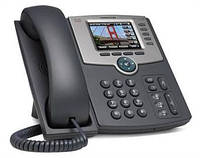 IP-телефон Cisco SB SPA525G 5-Line IP Phone with Color Display, PoE, 802.11g, Bluetooth