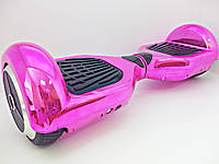 Скутер электрический Гироскутер SmartWay 15км.розовый