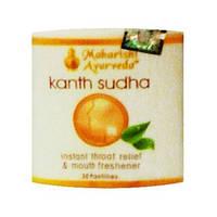 Кантх Судха, Кант Судха, Kanth  Sudha, Maharishi Ayurveda, 30 таблеток