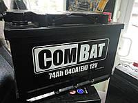 Аккумулятор 74 Аh SADA Combat