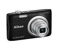 Цифр. фотокамера Nikon Coolpix A100 Black