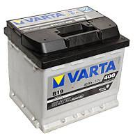 Аккумулятор Varta Black Dynamic B19 45Ah 12V (545 412 040)