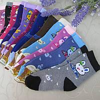"""Носки махровые для детей (зайчик), 16-22 р. """"Свет"""". Детские  носки, носочки махровые  для детей , фото 1"""