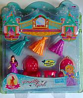 Кукла Маленькая с нарядами SS013ABC Китай