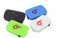 MP3-плеер мини проигрыватель +наушники beats