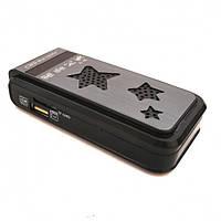 Портативные колонки для смартфона C-15: битрейт 128Kbps-320Kbps, TF слот, USB, аккумулятор, 2,5 Вт