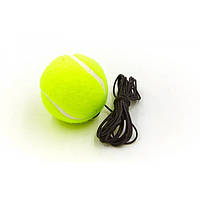 Теннисный мяч на резинке боксерский Fight Ball Wielepu (пневмотренажер)