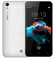 HOMTOM HT16 White 1Gb 8Gb 4ядра 3000mAh 3G оплата при получении