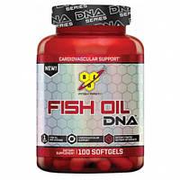 Комплекс незаменимых жирных кислот BSN DNA Fish Oil (100 порций)