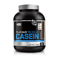 Казеин Optimum Nutrition Platinum Tri-Celle Casein (1034 г)
