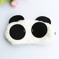 Маска для отдыха сна! Панда