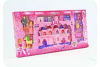 Детский игровой набор «Замок Принцессы» (3 фигурки, мебель) CB686-13