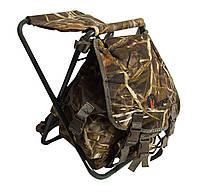 Стульчик- рюкзак камуфляжный Voyager FS-93112