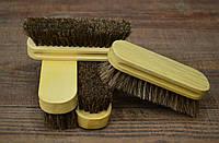 Щетка для обуви мягкая ( натуральный ворс )