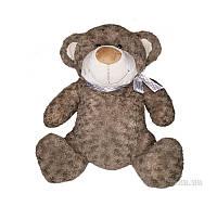 Мягкая игрушка Медведь коричневый с бантом Grand  размер 40 см