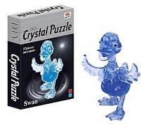 Пазлы 3D- кристалл 29025 Лебедь