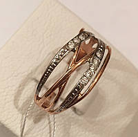 Кольцо золотое 585 проба