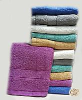 Полотенце для лица и рук Малиновое