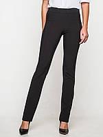 Брюки женские большого размера классика 60162, классические женские брюки, черные брюки женские