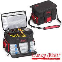 Сумка рыболовная Luсky John Advanced tackle bag Lucky John