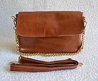 Модельная сумочка в стиле CELINE, Кожа
