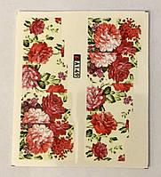Слайдер для дизайна ногтей (водная наклейка)