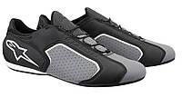 Кроссовки ALPINESTARS Montreal черный серый 9 (42)