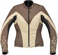 Мотокуртка женская ALPINESTARS Stella Anouke кожа коричневый 42
